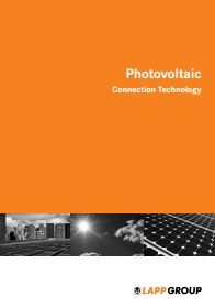 Photovoltaic Connection Technology Catalogue Cover