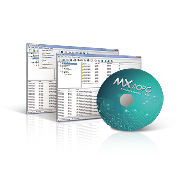 MOXA Automation Software - OPC Server and I/O Library