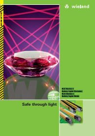 Safety Light Curtains and Grids Catalogue Cover